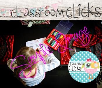 Dear Santa Image_240:Hi Res Images for Bloggers & Teacherpreneurs