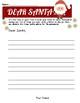 Dear Santa Letter - A Persuasive Creative Writing Activity