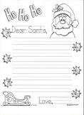Dear Santa Letter Plus Other Santa Activities