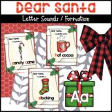 Dear Santa Letter Sounds / Writing Activities