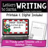 Friendly Letter Writing for Christmas