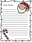 Dear Santa ~ Letter to Santa
