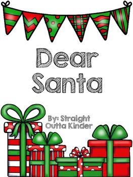 Dear Santa- Letter to Santa
