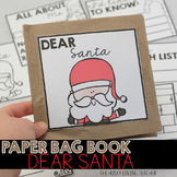 Dear Santa Paper Bag Book