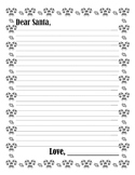 Dear Santa Paper