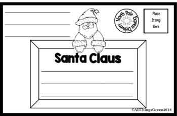 Dear Santa-Post Card
