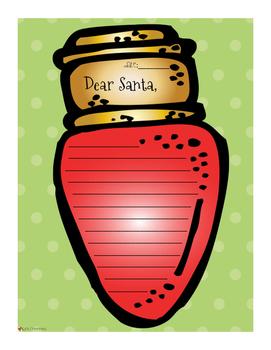 Dear Santa Stationery