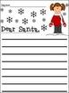 Dear Santa... (Winter Worksheets for K-2)