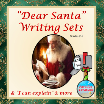 """Dear Santa"" Writing Assignment"