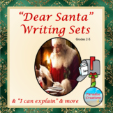 """Dear Santa"" Writing Assignment"