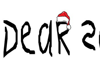 Dear Santa sign