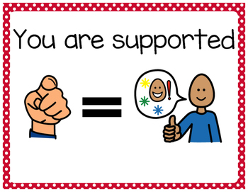 Dear Students - Classroom Support