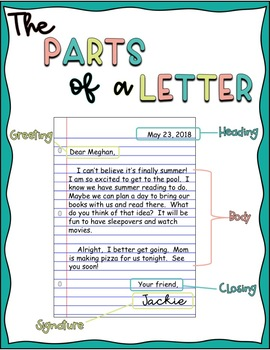 Dear Teacher End of the Year Writing Prompt