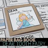 Dear Tooth Fairy Paper Bag Book