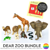 Dear Zoo Book Based Activities