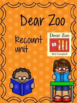 Dear Zoo Recount unit