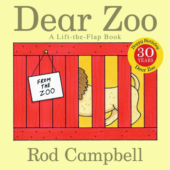 Dear Zoo Resources