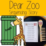 Dear Zoo Sequencing Story