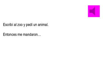Dear Zoo audio-story