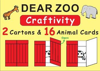 Dear Zoo by Rod Campbell Cratifivty