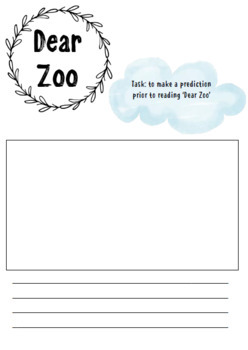 Dear Zoo template bundle