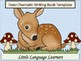 ESL Resources: Dear/Forest Animals Thematic Writing Book Template-ELL Newcomers