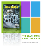 Novel Study - The Death Cure - Chapters 11-15