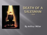 Death Of A Salesman by Arthur Miller PPT