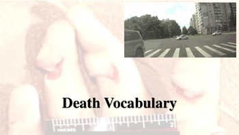 Death Vocabulary Notes