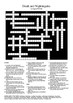 Death and Nightingales - Review Crossword Puzzle
