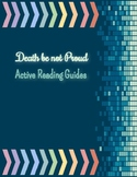 Death be not Proud Novel Study