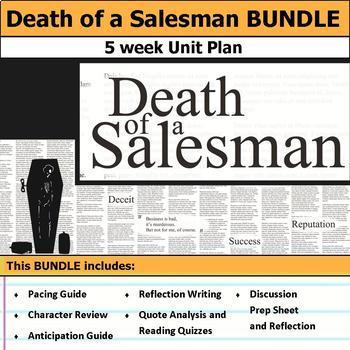Death of a Salesman Unit Bundle