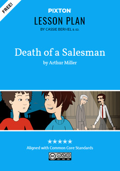 Death of a Salesman Activities: Character Map, Conflict and Plot, Major Themes