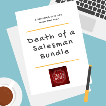 Death of a Salesman Activity Bundle & Project