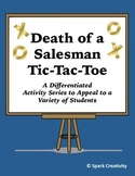 Death of a Salesman Differentiated Activity Series, High School ELA