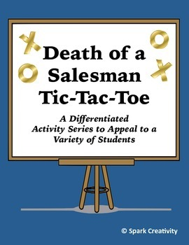 Death of a Salesman Differentiated Activity Series, High S
