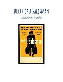 Death of a Salesman: End of Unit Test