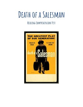 Death of a Salesman: End of Unit Test