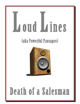 Death of a Salesman LOUD LINES