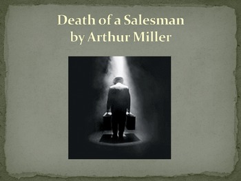 Death of a Salesman (by Arthur Miller) PowerPoint