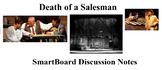 Death of a Salesman SmartBoard Discussion Notes