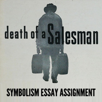 Death Of A Salesman Symbolism Essay Resources By The Guru  Tpt Death Of A Salesman Symbolism Essay Resources