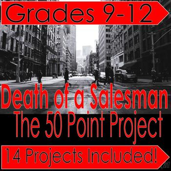 Death of a Salesman: The 50 Point Project
