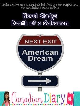 Death of a Salesman Novel Study