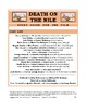 Death on the Nile: The Study Guide for the Film (14 Pages, Answer Key Inc., $10)