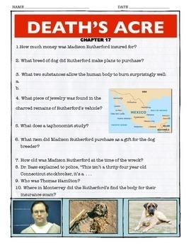 Death's Acre Chapter 17 w/key