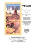 Deathwatch Ben & the Saguaro Cactus (Data Analysis) 8.SP.A