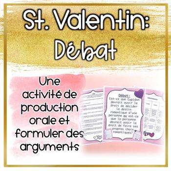Débat - La Saint Valentin - Cupidon