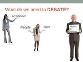 The Great Debate Powerpoint