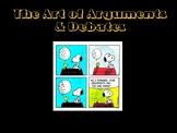 Debate & Argument Introduction